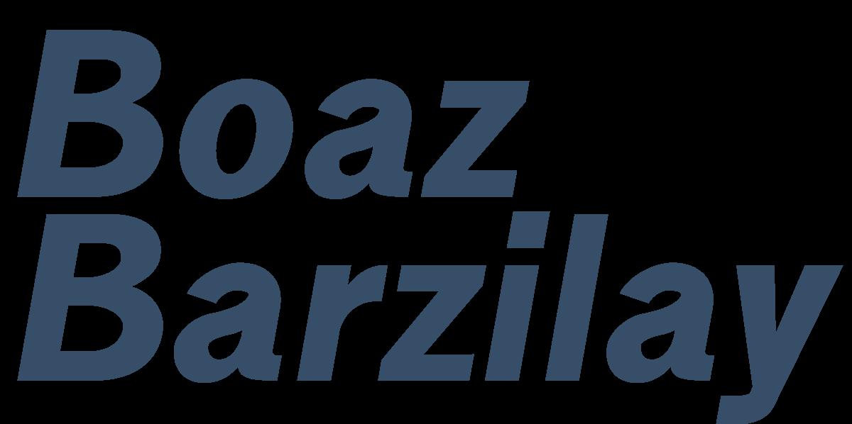 לוגו בועז